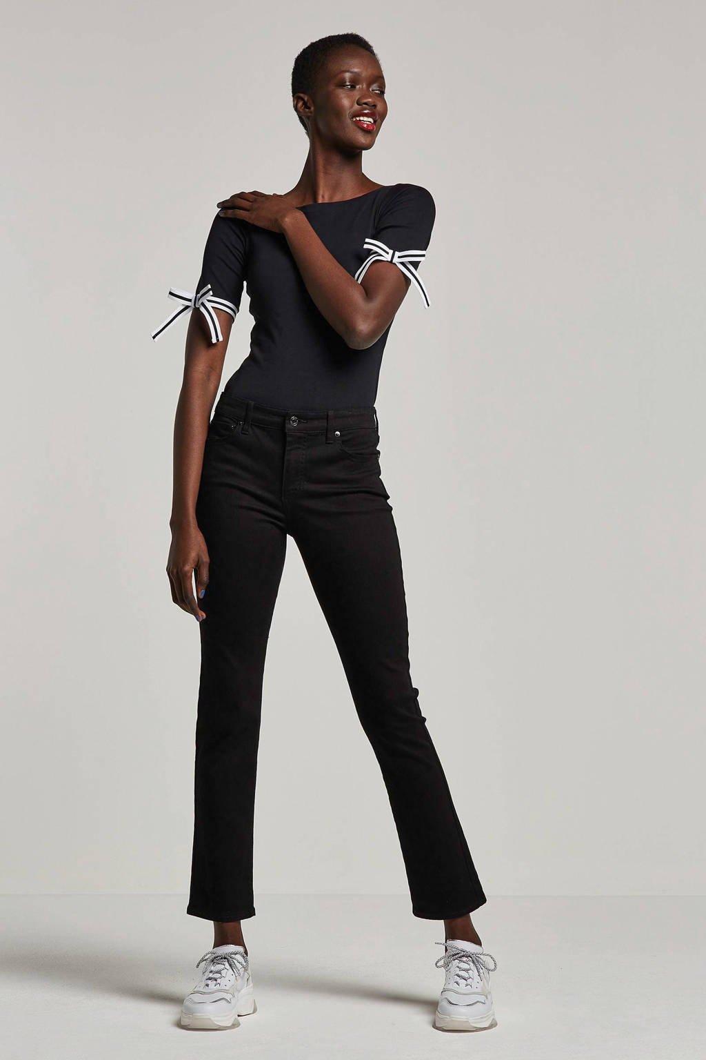 Lauren Ralph Lauren top, Zwart
