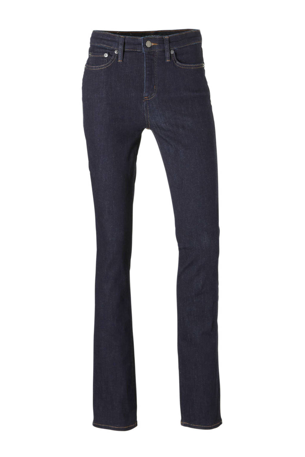 Lauren Ralph Lauren straight fit jeans, Blauw