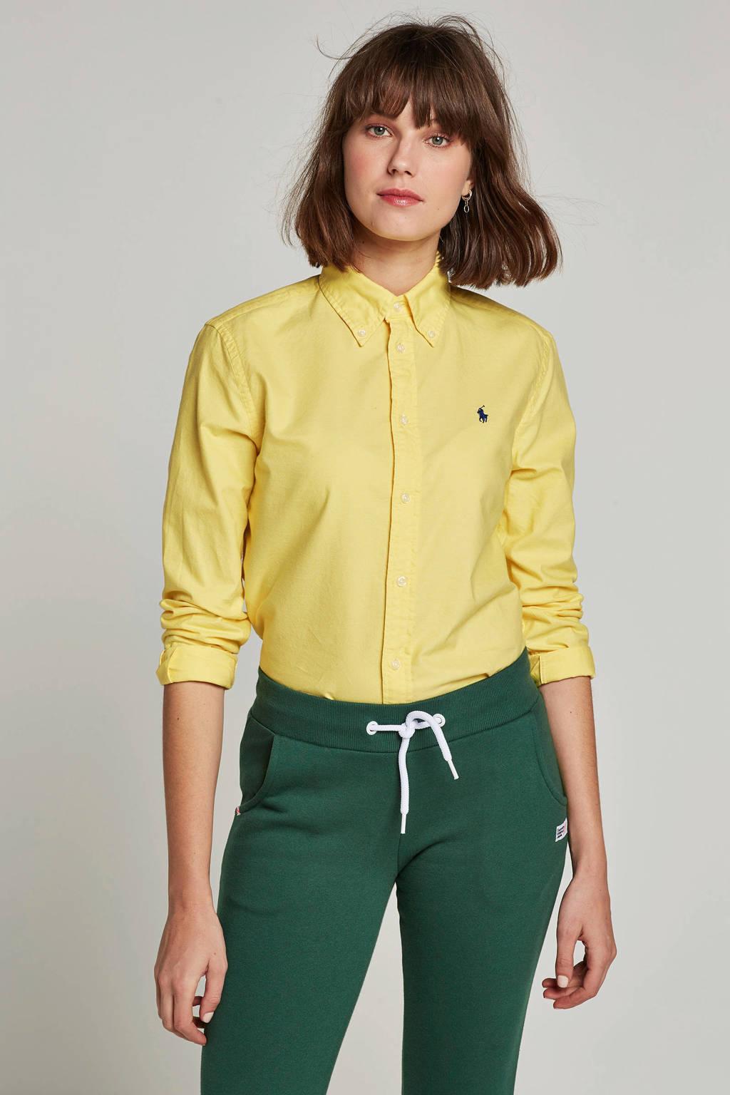 POLO Ralph Lauren blouse geel, Geel