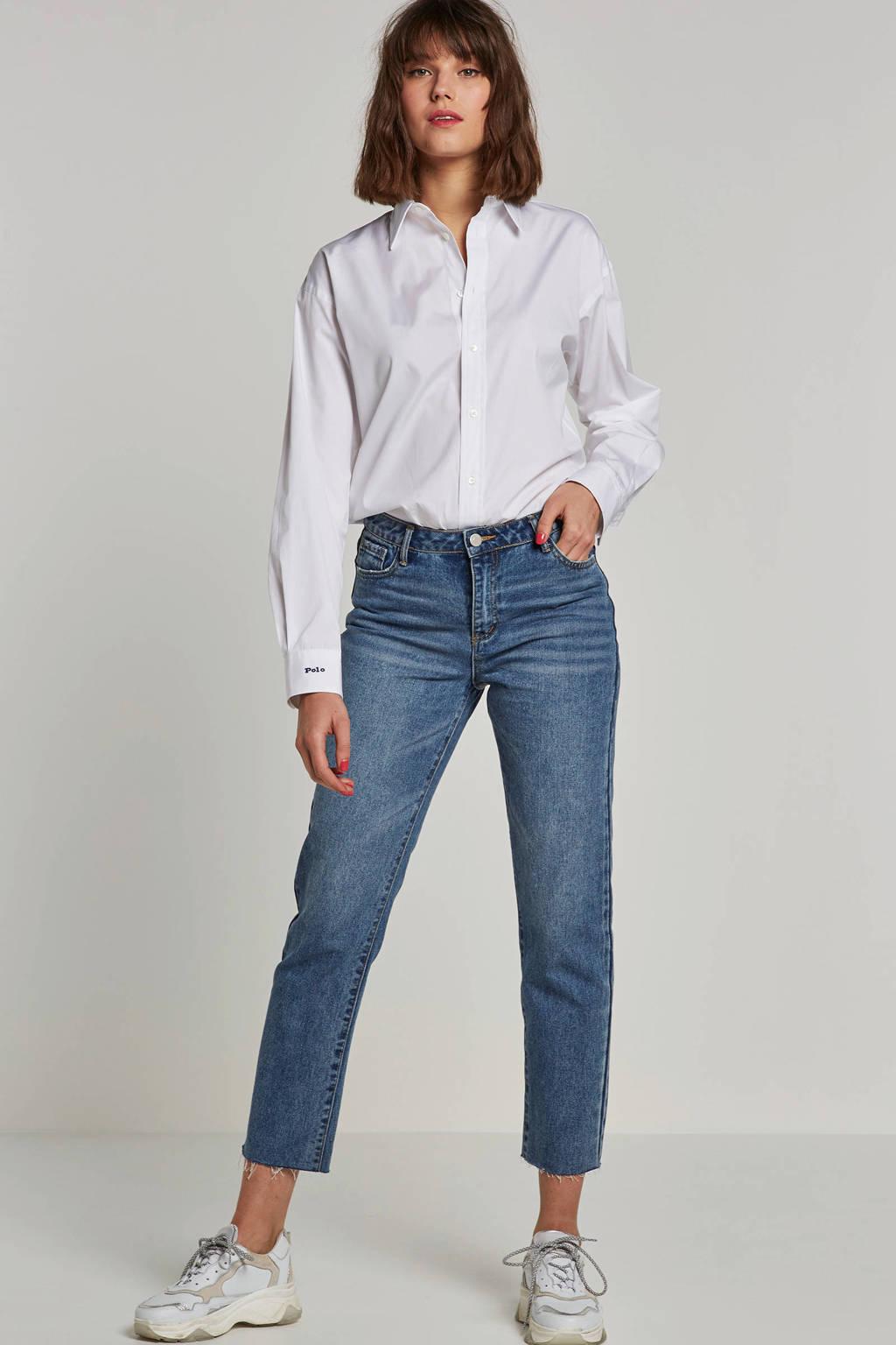 POLO Ralph Lauren blouse wit, Wit