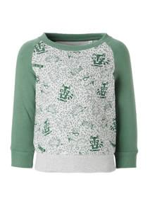 C&A Palomino sweater met print grijs (jongens)