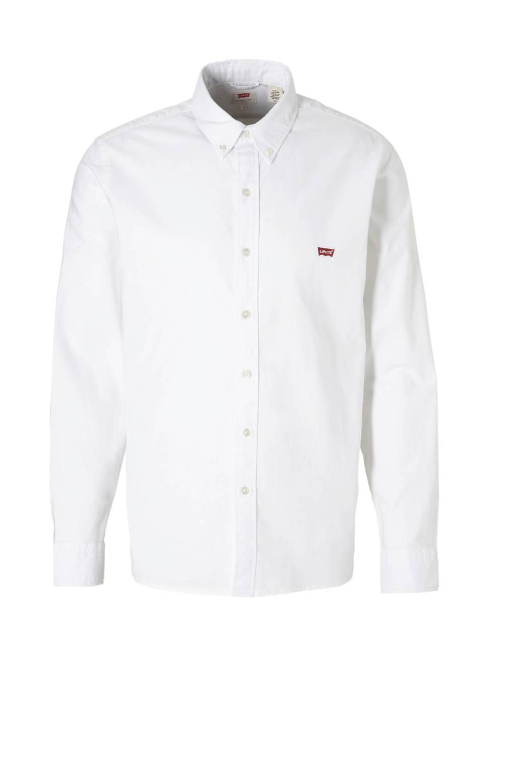 Levi's overhemd, Wit