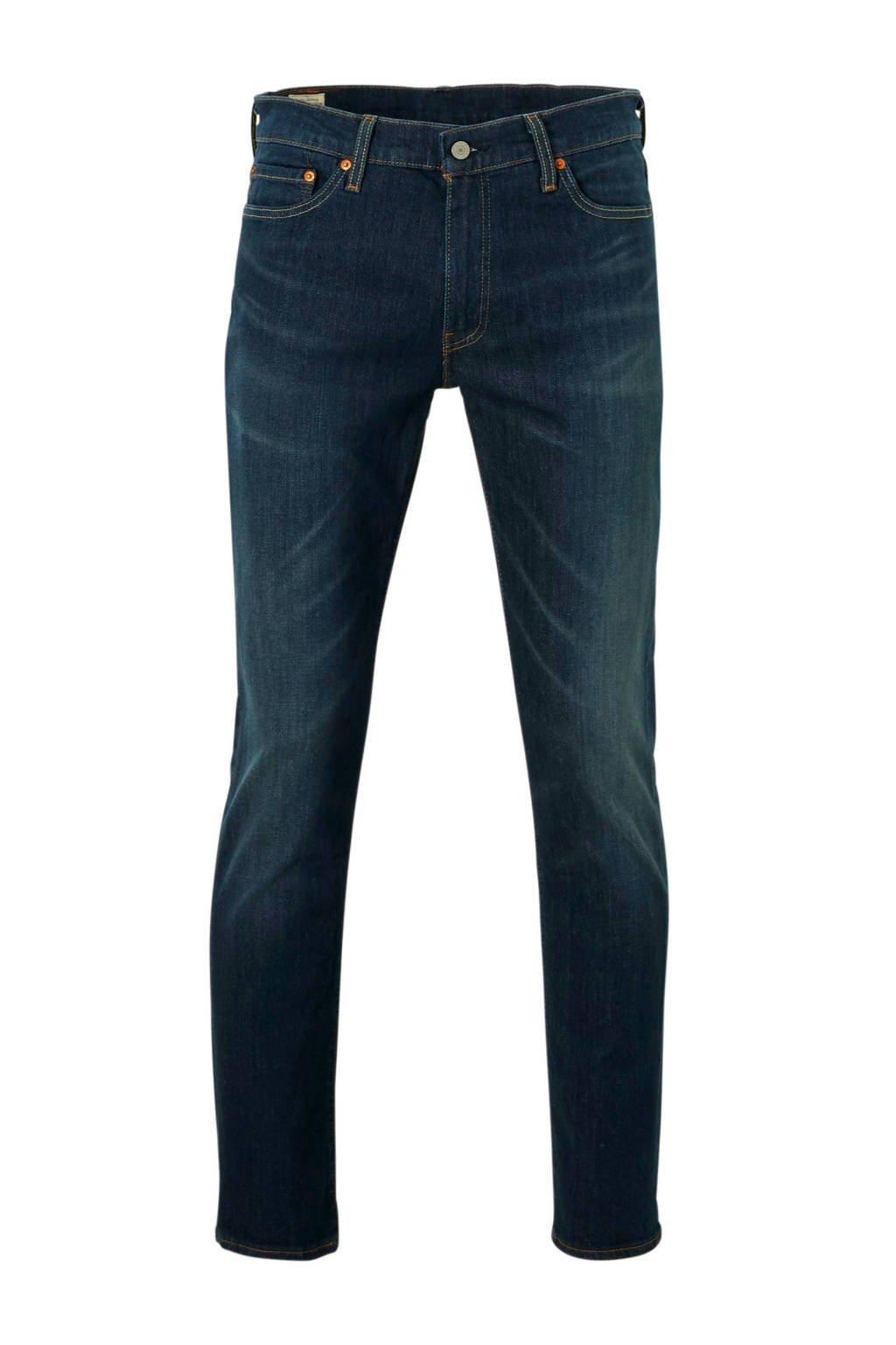 Levi's 511 slim fit jeans, Blauw