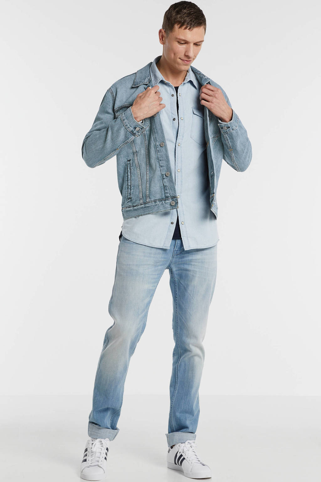 Levi's spijkerjas, Light denim