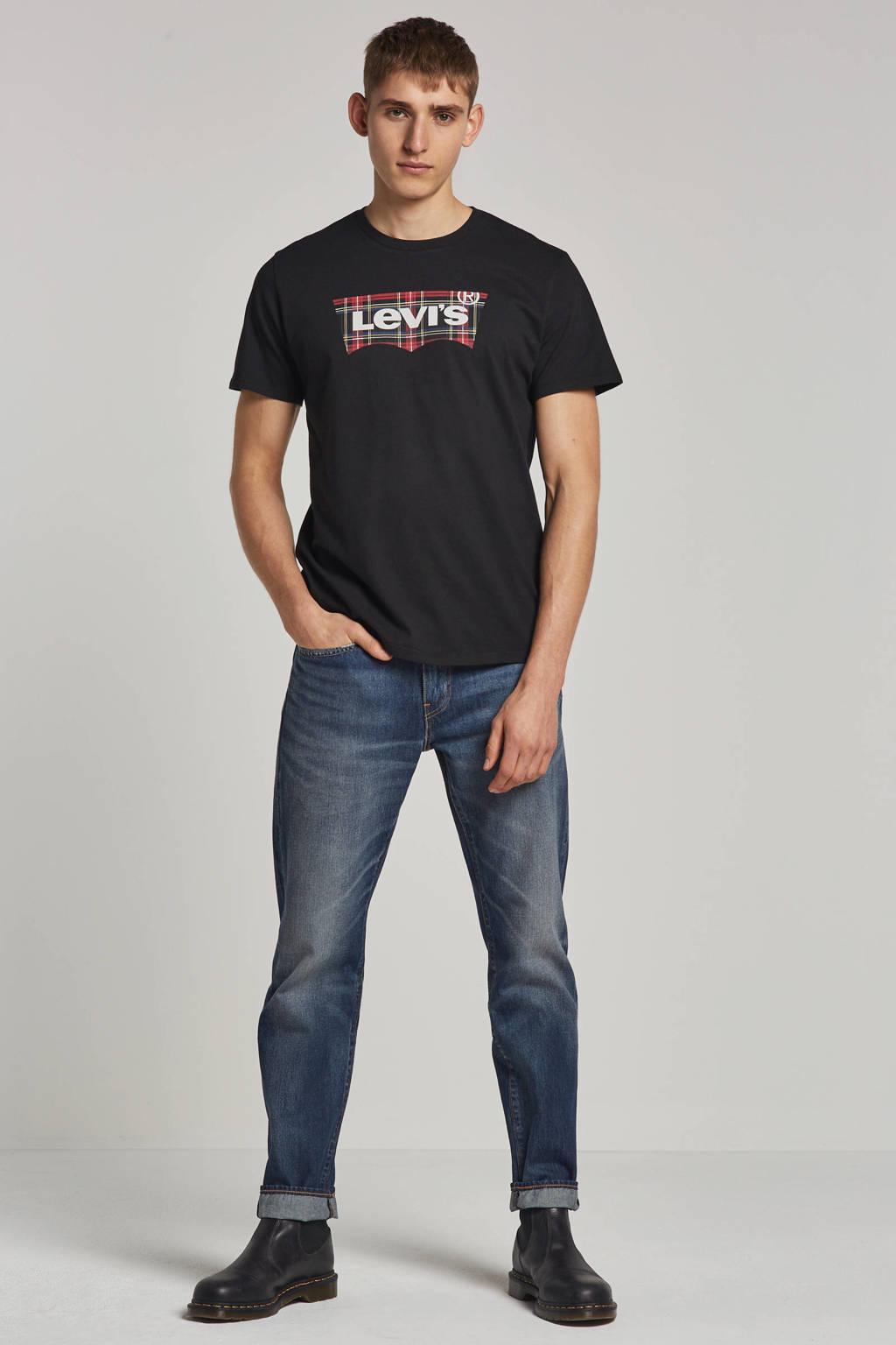 Levi's T-shirt, Zwart