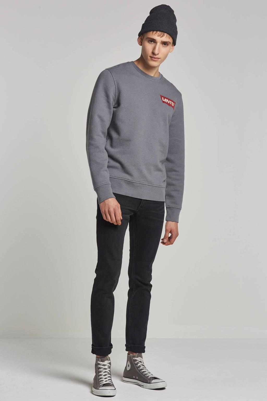 Levi's sweater, Grijs