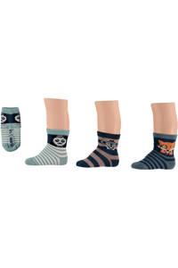 Apollo baby sokken ( 6 paar), Multicolor