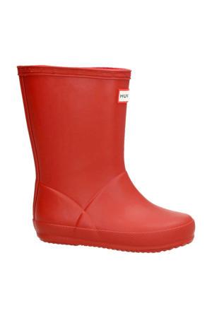 regenlaarzen rood kids