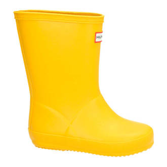 kids regenlaarzen geel