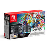 Nintendo Switch Super Smash Bros. Ultimate bundel, Zwart