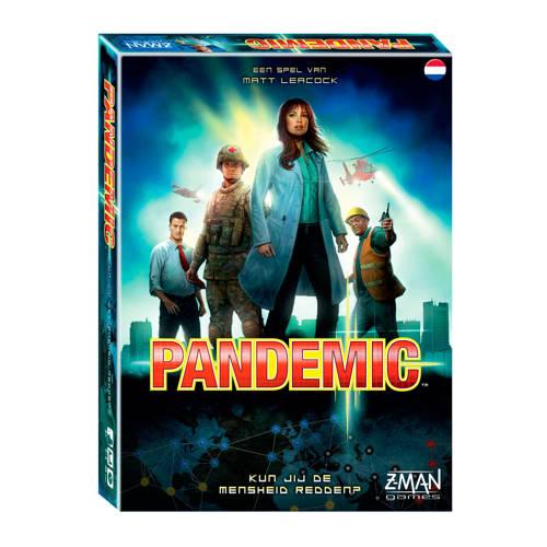 Wehkamp-Z-Man Games Pandemic bordspel-aanbieding