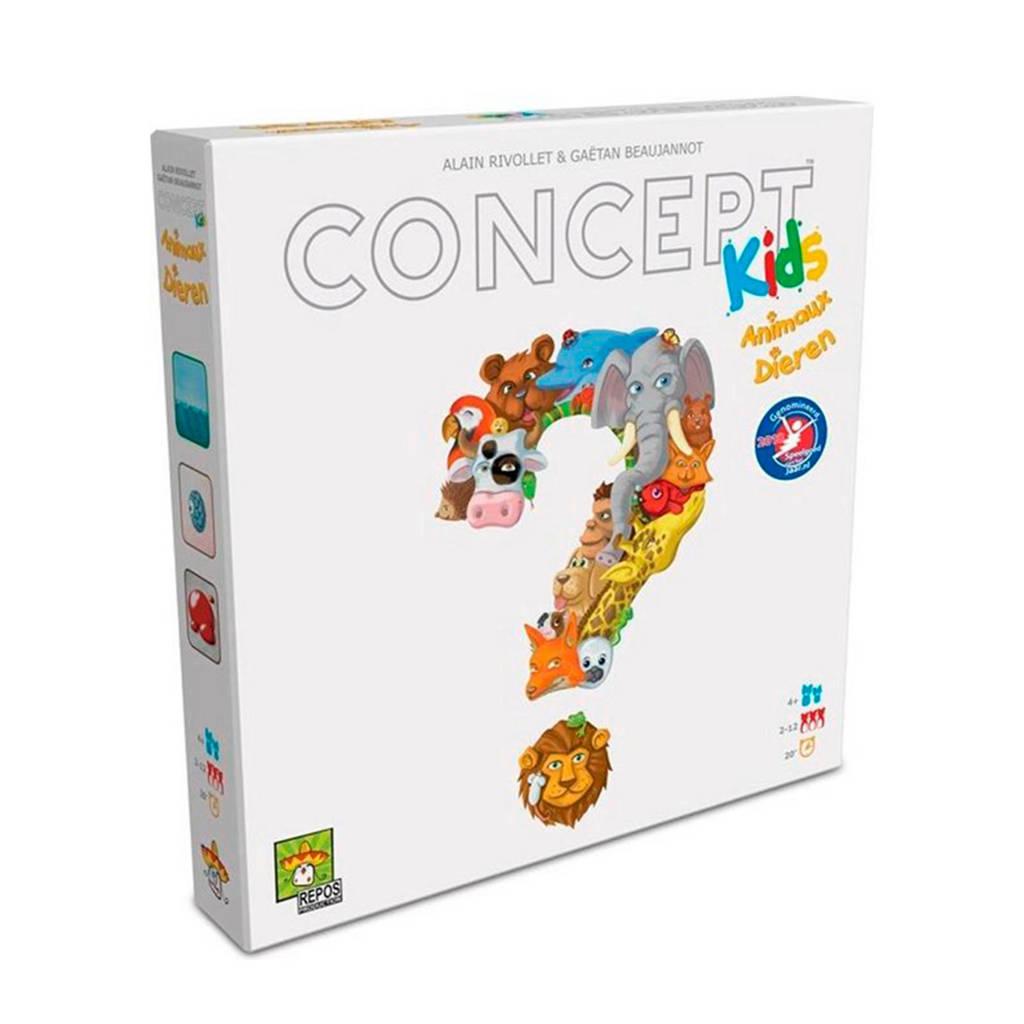 Repos Concept Kids Dieren bordspel