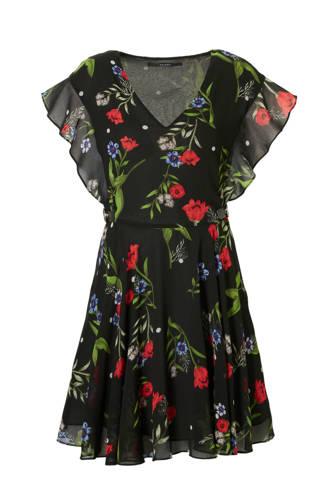 Vera jurk met bloemendessin