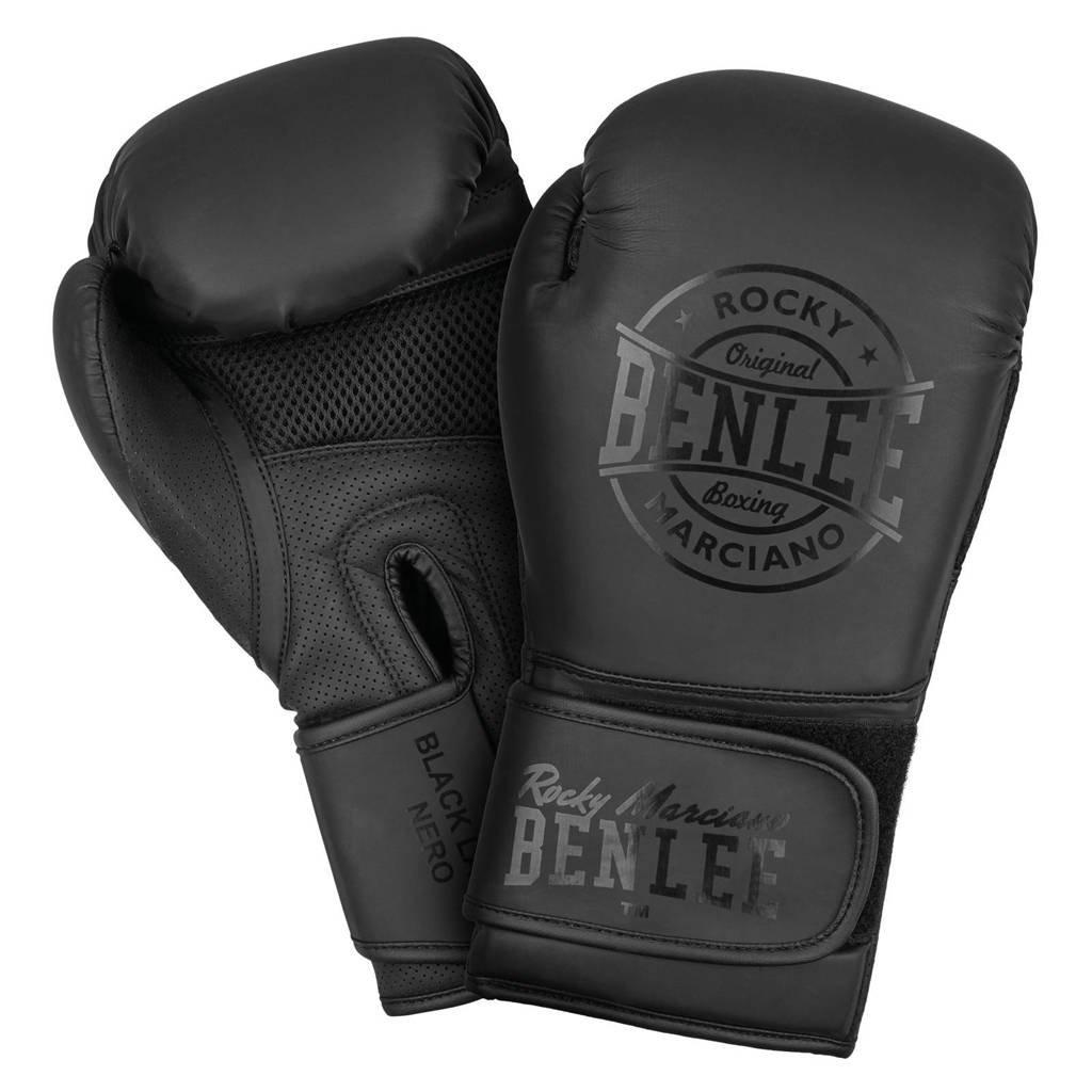 Benlee bokshandschoenen Black Label Nero - 12 oz