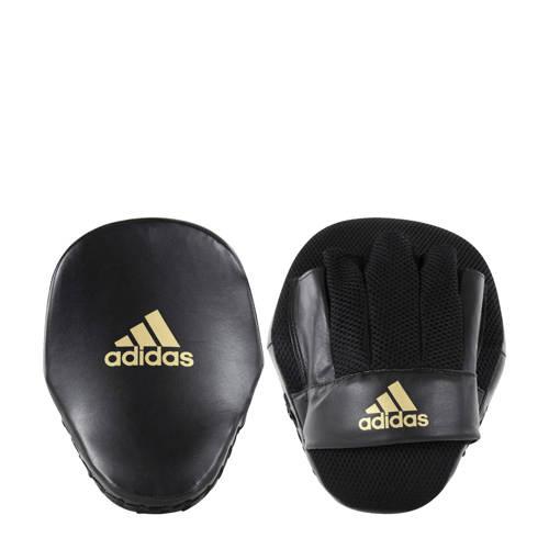 adidas performance handpads zwart-goud