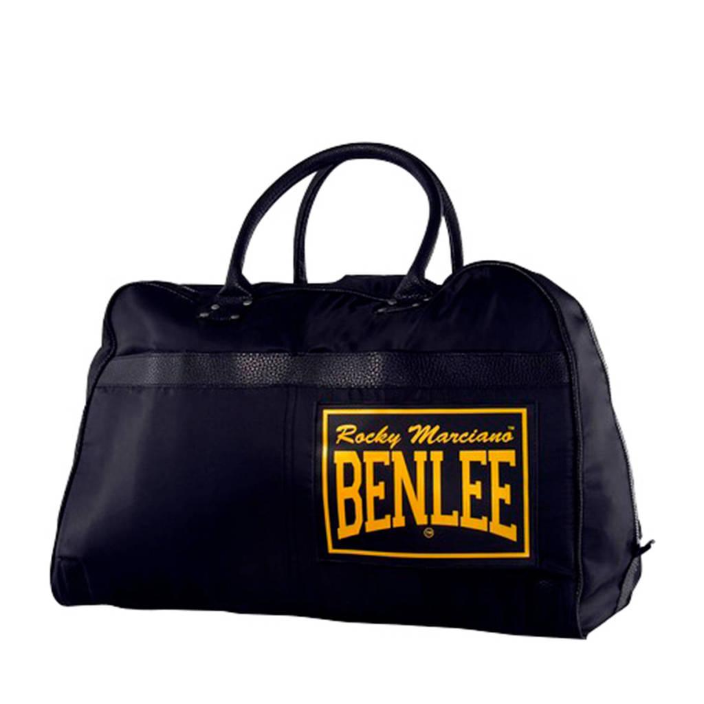 Benlee sporttas zwart - 55 liter, Zwart