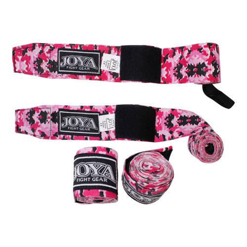 Joya hand wraps bandage roze - 2,8 meter kopen