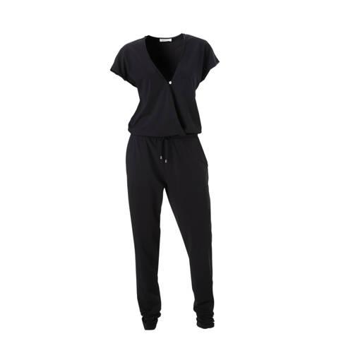 alchemist slim fit jumpsuit zwart kopen