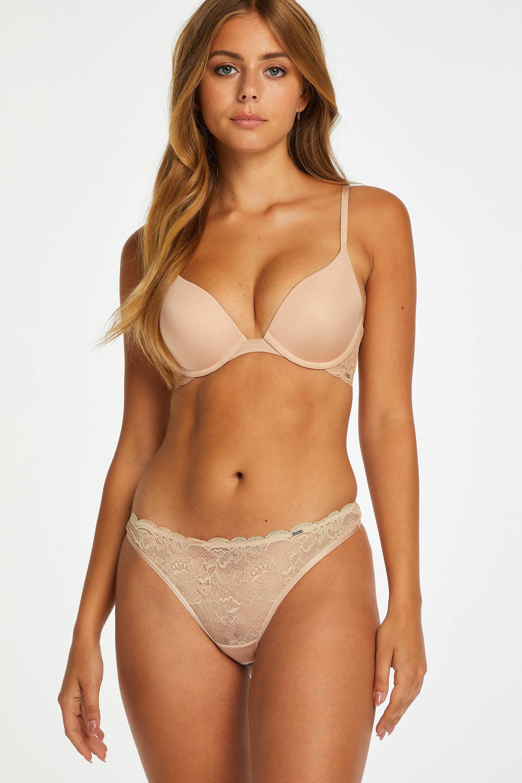 Push Hunkemöller Angie Bh Up Beige rCoBxde