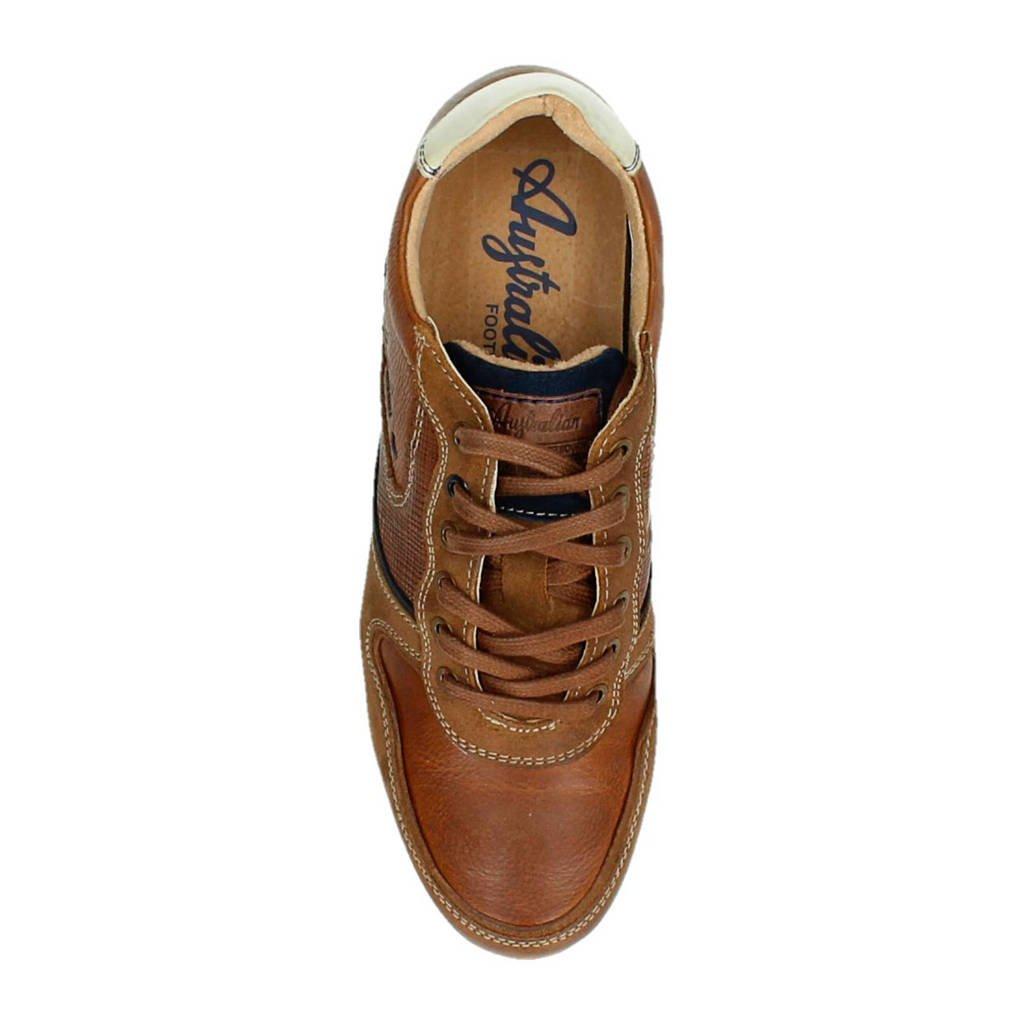 Australian Leren Sneakers Caldwell Caldwell Australian Cognac Australian Leren Sneakers Sneakers Leren Caldwell Cognac qfnAW0Y