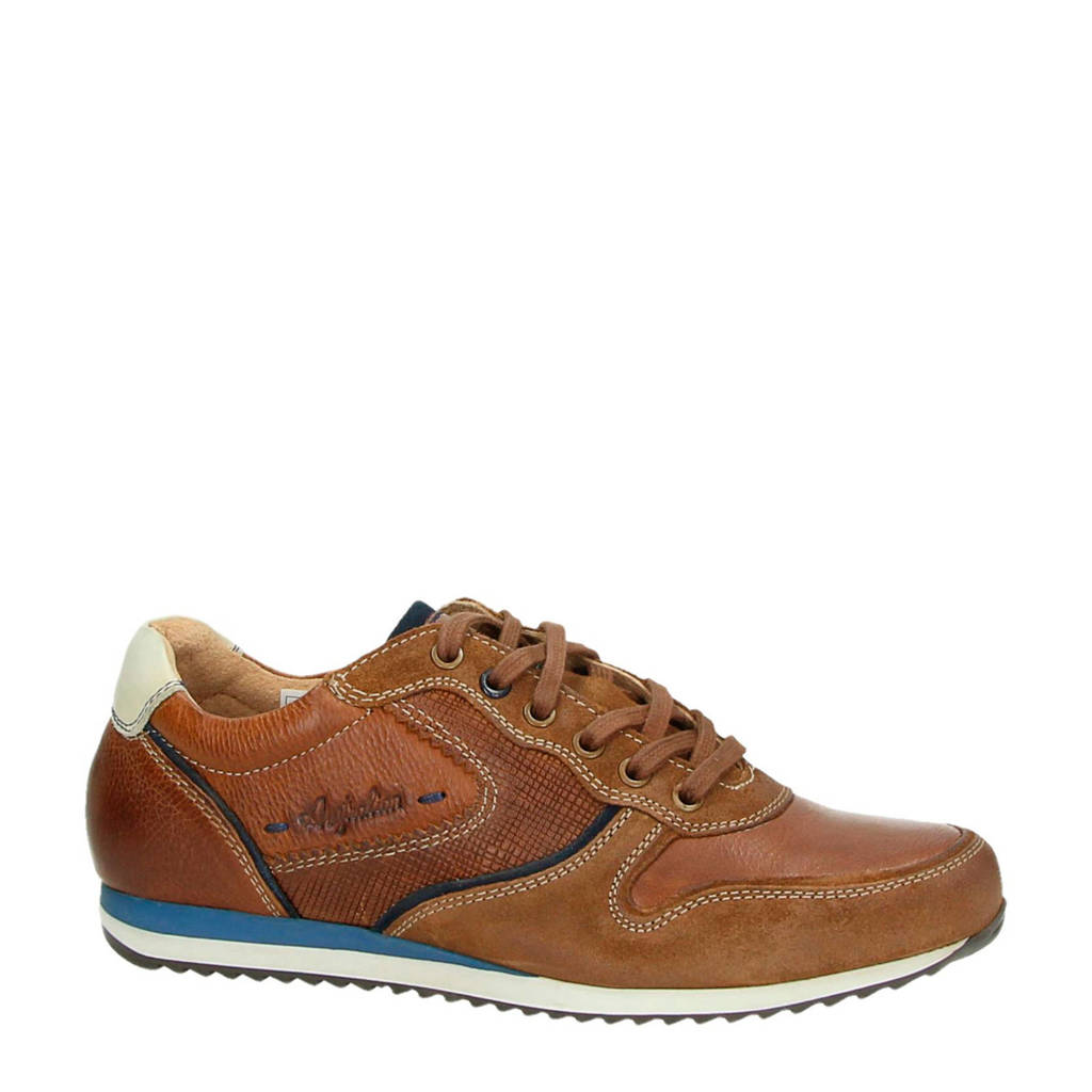 Cognac Cognac Leren Australian Sneakers Caldwell Leren Australian Australian Sneakers Caldwell wq6fxR5PR
