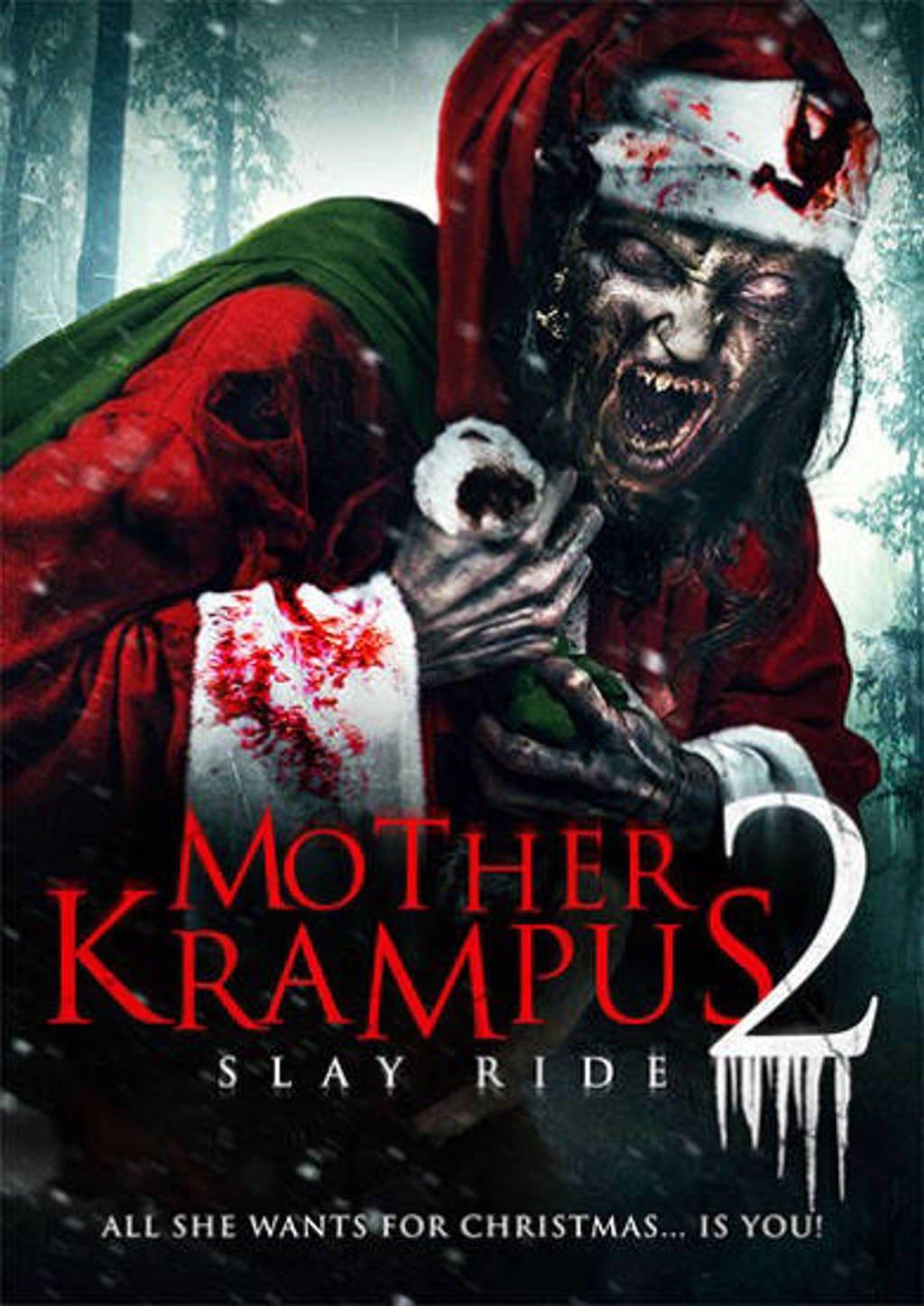 Mother Krampus 2 - Slay ride (DVD)