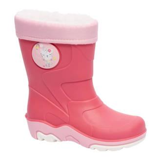 vanHaren Cortina regenlaarzen roze