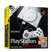 Sony mini PlayStation classic console, Grijs