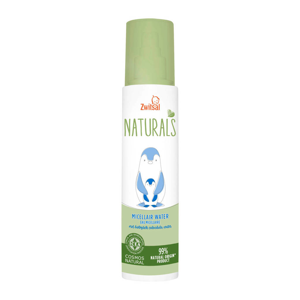 Zwitsal Naturals micellair water - 200 ml - baby