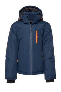 Mountain Peak ski-jack blauw, Blauw