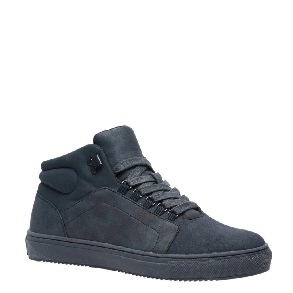 Scapino Blue Box   sneakers marine, Marine