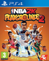 NBA 2K playgrounds 2 (PlayStation 4)
