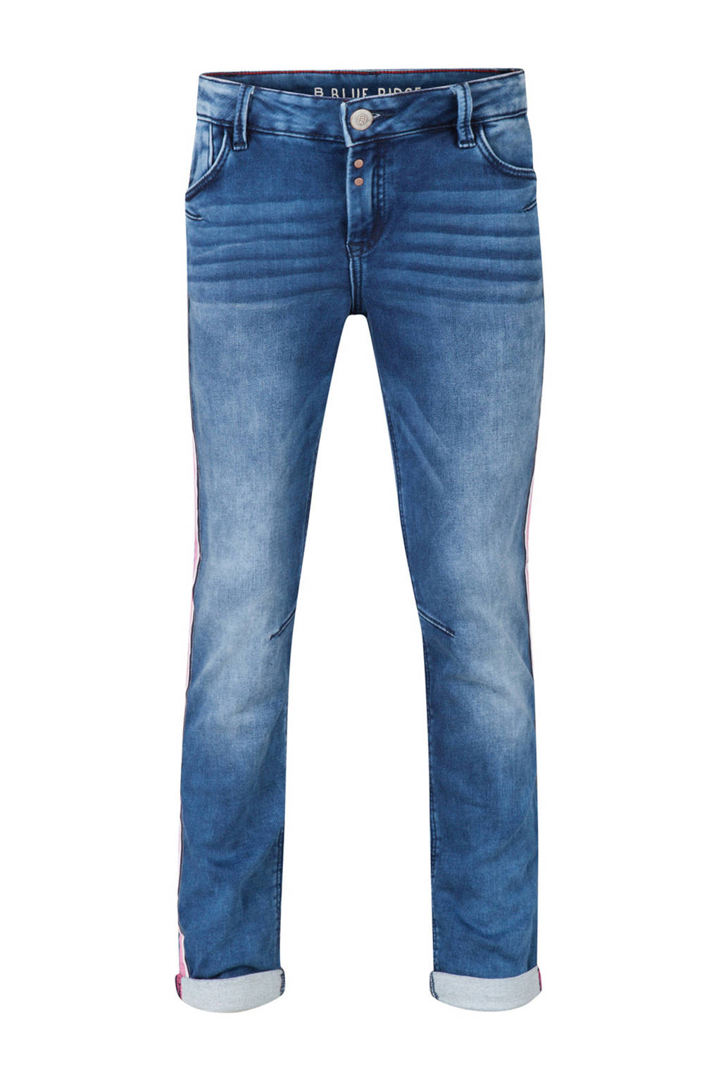 WE Fashion Blue Ridge boyfriend jeans Megan Sammy, Stonewashed