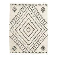 House Doctor vloerkleed Nubia  (210x160 cm), Gebroken wit