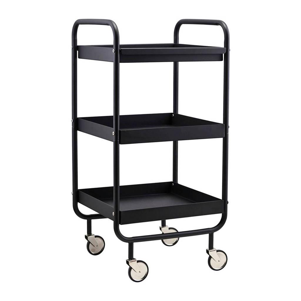 House Doctor trolley, Zwart