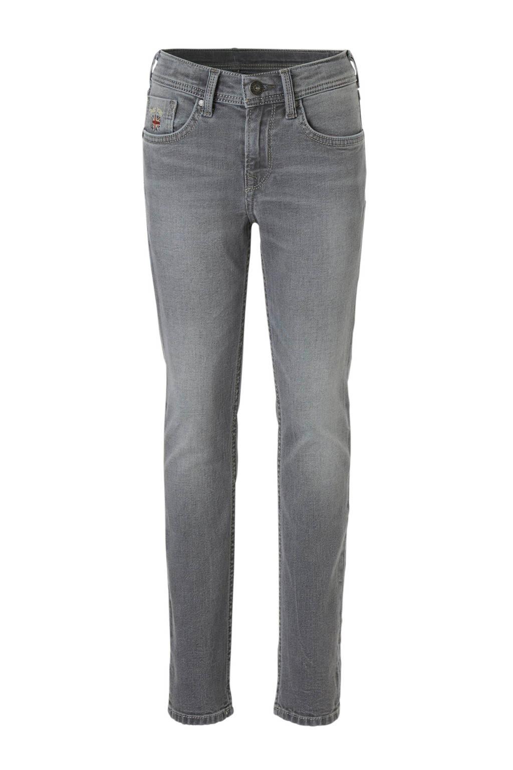 Pepe Jeans slim fit jeans Emerson grijs, Grijs
