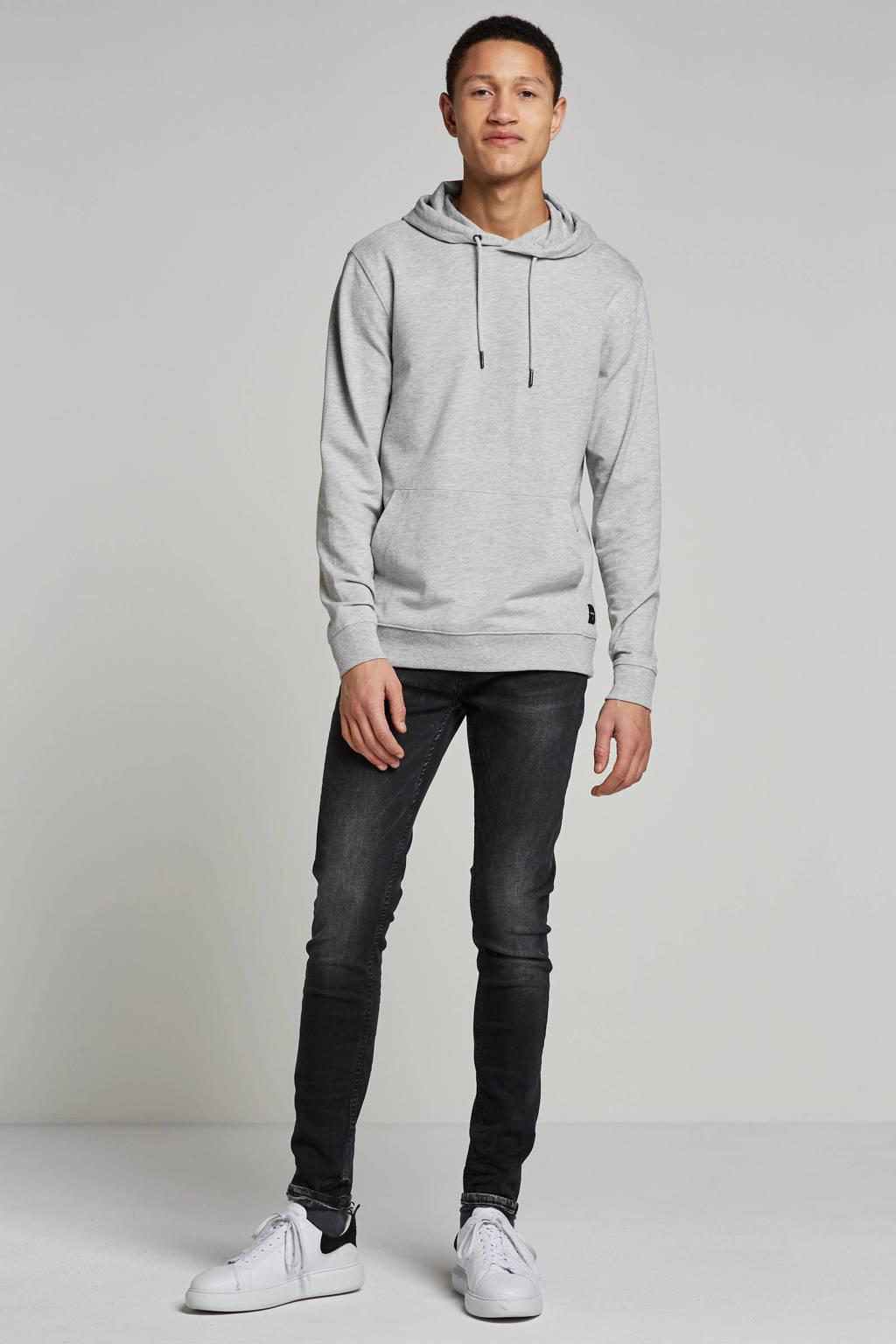 Only & Sons hoodie, Grijs melange