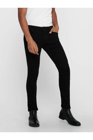 slim fit jeans Loom black denim 0448
