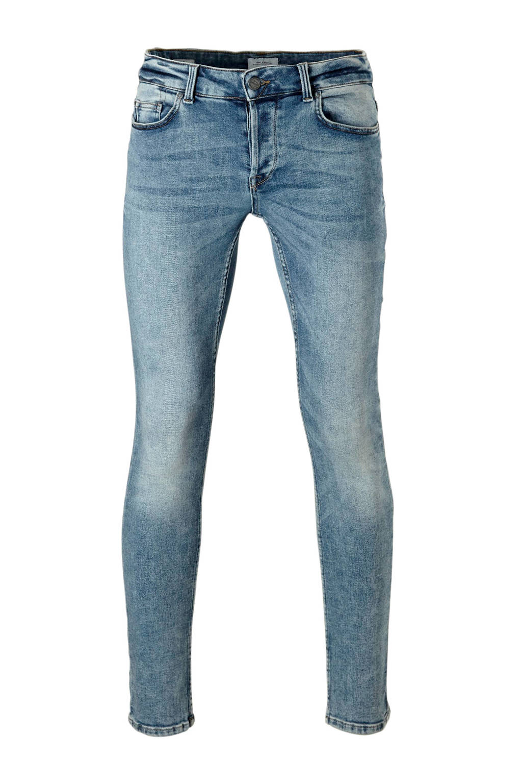 Only & Sons  slim slim fit jeans, Light denim