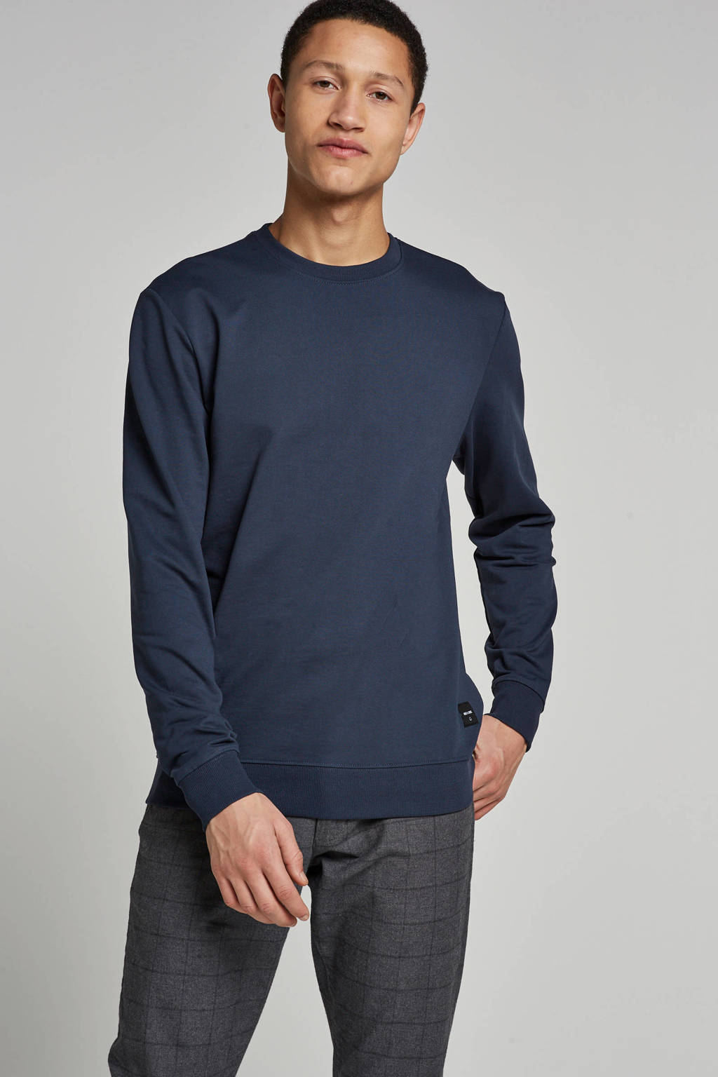 Only & Sons sweater, Donkerblauw