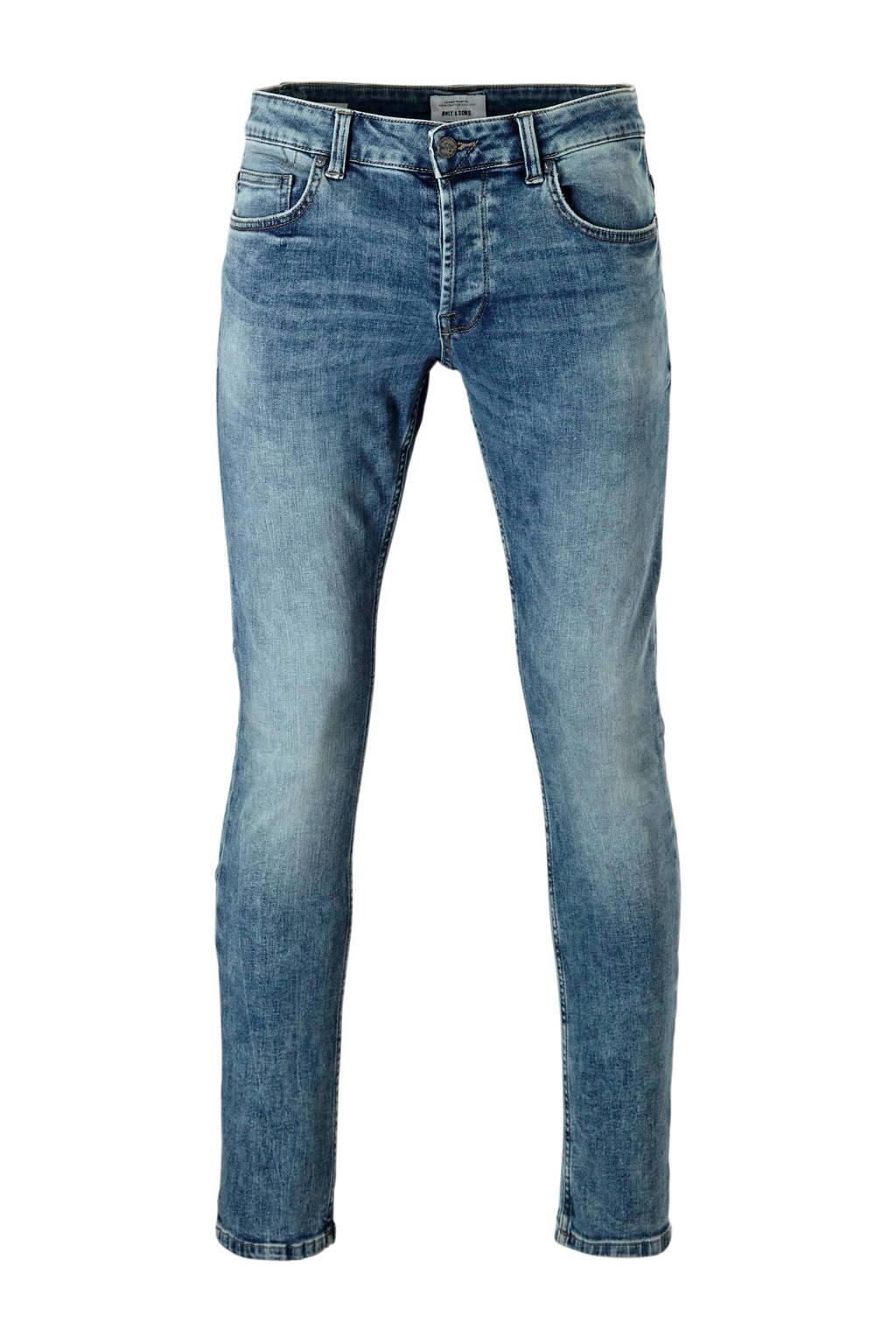 Only & Sons jeans, Light denim