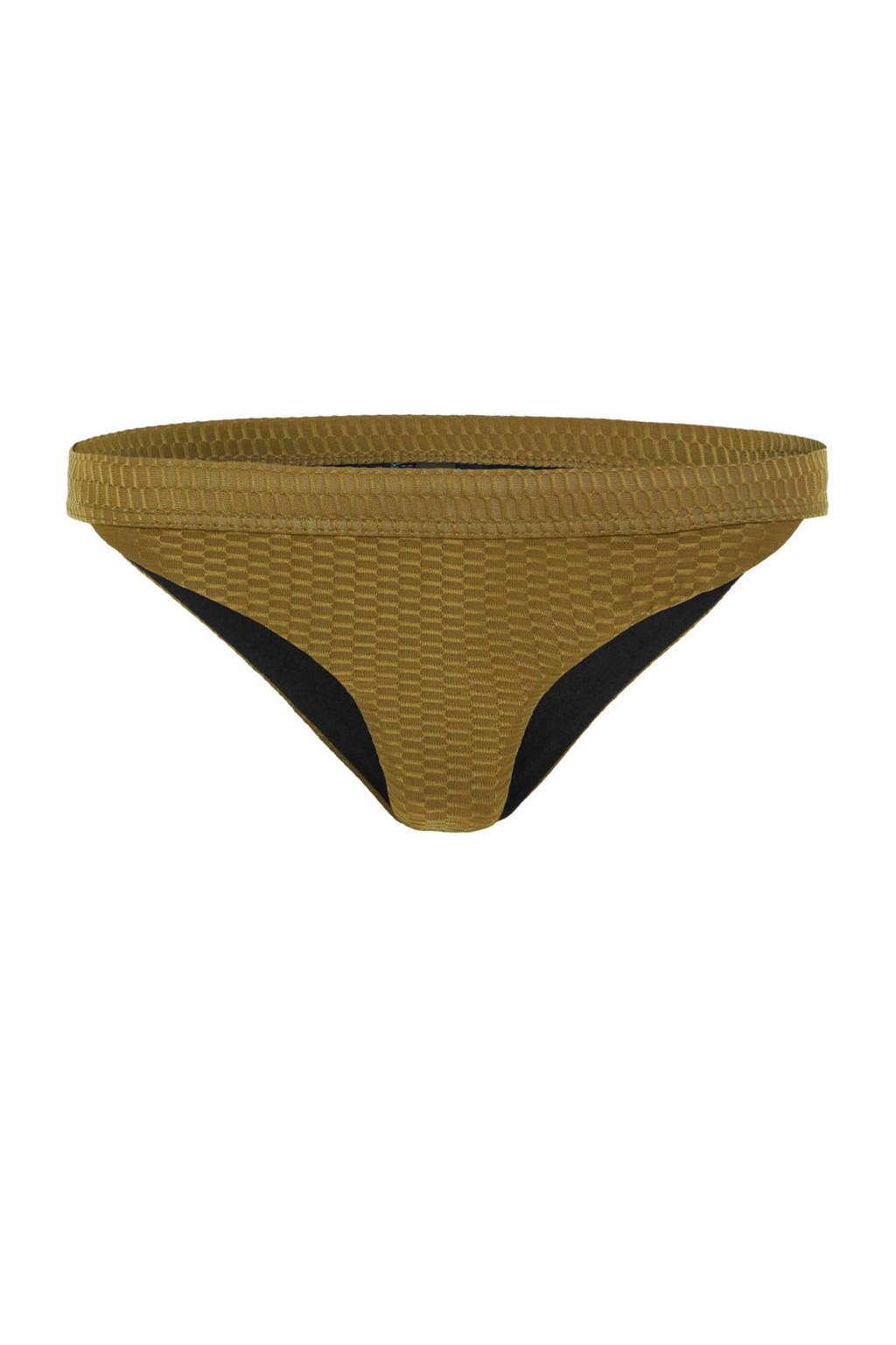 Y.A.S bikinibroekje kakigroen, Kakigroen