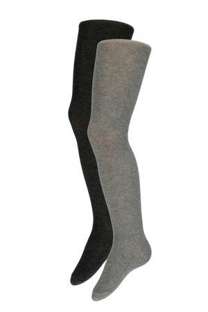 maillot ( 2 paar) grijs