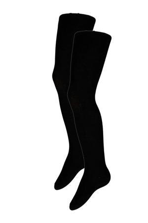 maillot ( 2 paar) zwart