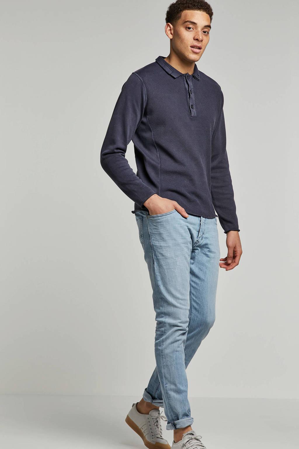 REPLAY trui, Donkerblauw