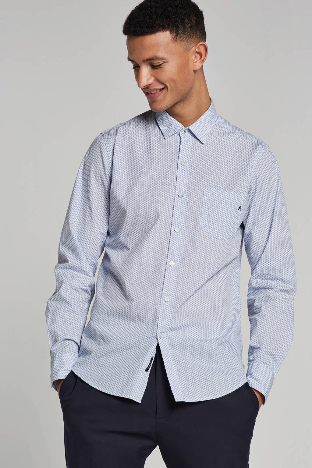 REPLAY overhemd, Wit