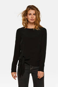 WE Fashion top zwart, Zwart