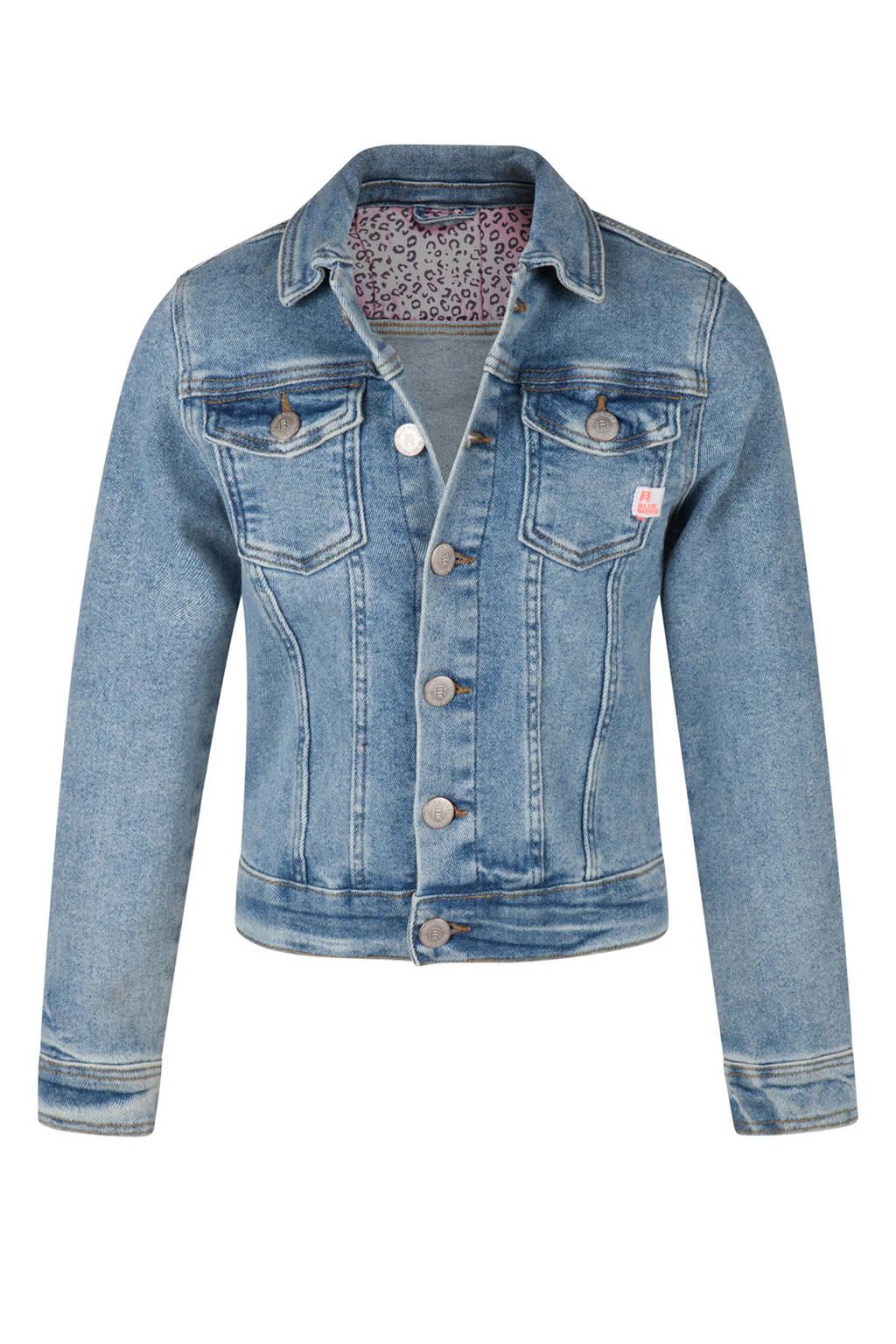 WE Fashion Blue Ridge spijkerjas, Light denim