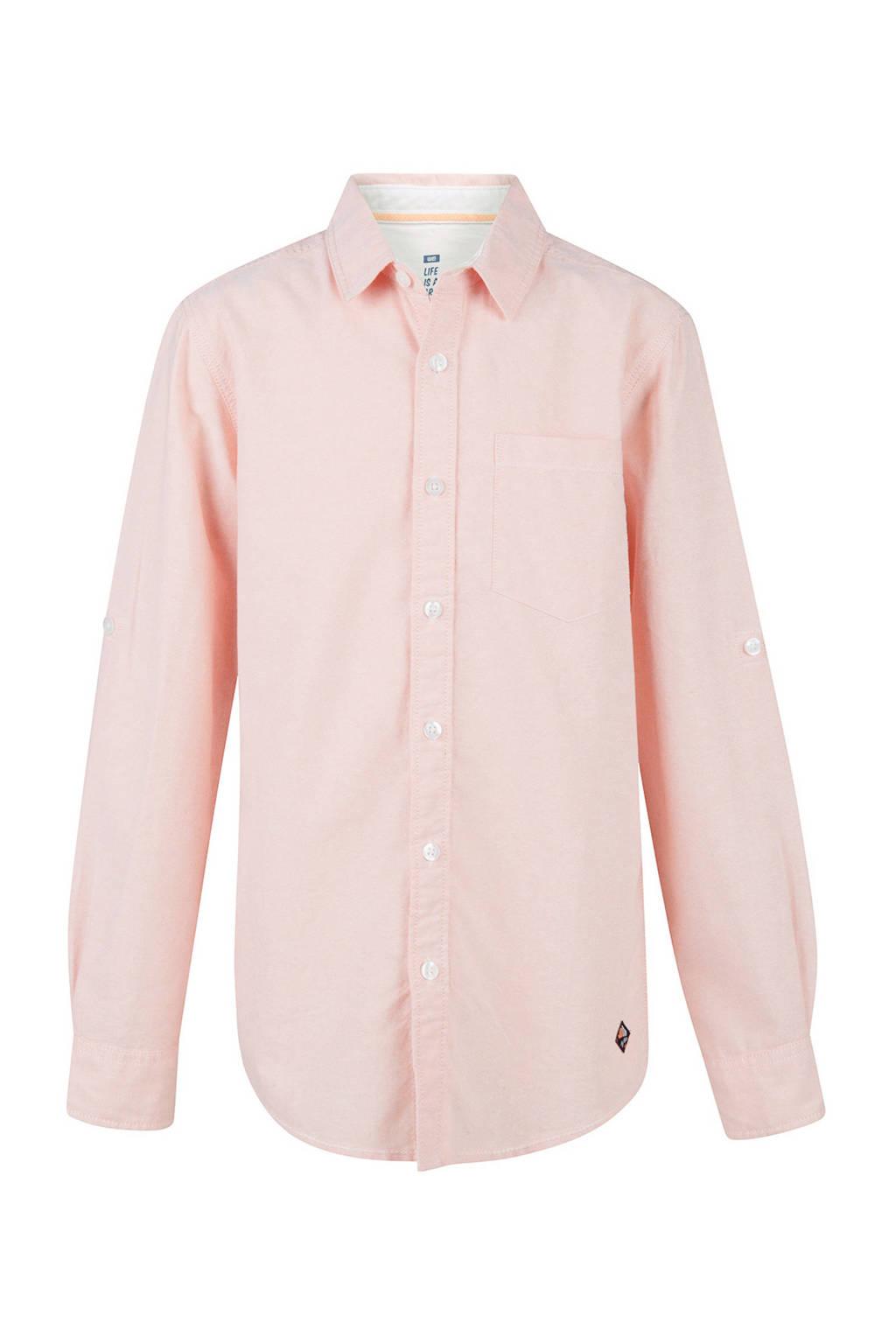 WE Fashion overhemd zalm, Zalm