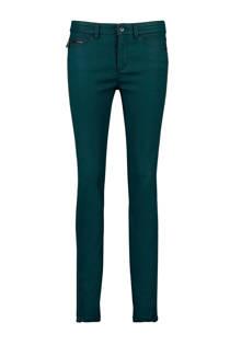 Expresso skinny fit jeans groen (dames)